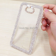 Buy LG L70 Cases Crystal Bling Cover LG L70 D320 D325 Phone Case Rhinestone Diamond Cover LG L70 Luxury 3D Free for $4.41 in AliExpress store
