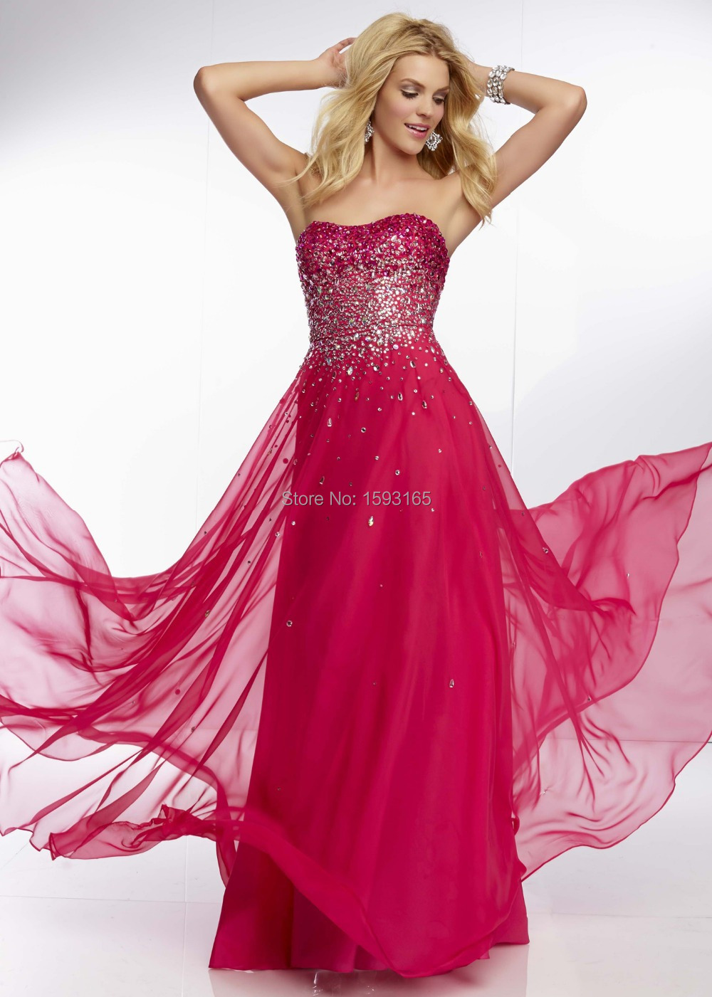 Strapless Flowy Prom Dresses | Cocktail Dresses 2016