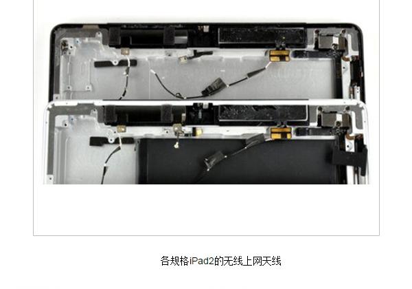 The new-generation 3G version ipad2 2 right signal antenna gps bluetooth antenna cable(China (Mainland))