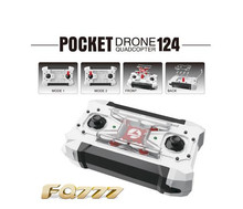 FQ777-124 FQ777 124 Micro Pocket Drone 4CH 6Axis Gyro Switchable Controller Mini quadcopter RTF RC helicopter Kids Toys F15170(China (Mainland))