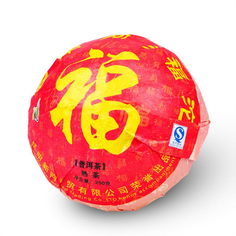 Tea PU er cooked tea 250g tuocha early spring tea tailorable premium tea<br><br>Aliexpress