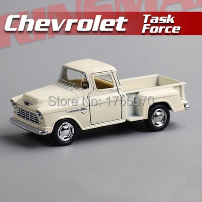 Freeshipping Classic 1:32 Chevrolet 1955 Pickup Truck Model Cars Alloy Diecast Model Toy Car(China (Mainland))