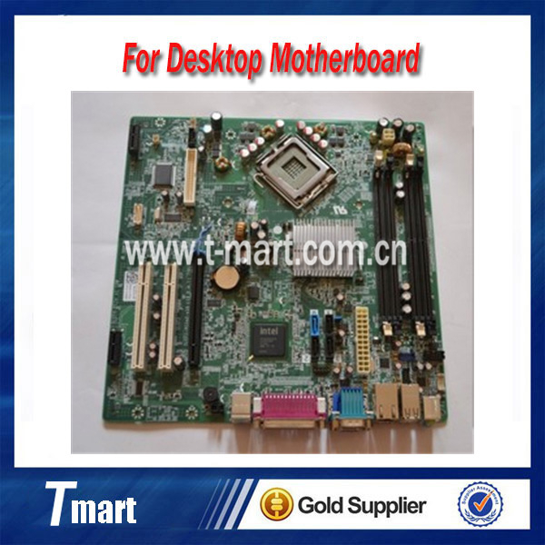 100% working Desktop motherboard for DELL Optiplex960 960 Y958C System Board fully tested