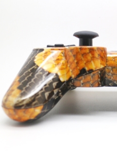 2015 New Design Snakeskin Wireless Controller as original for sony for playstation 3 for PS3 SIXAXIS Controller (without box)(China (Mainland))