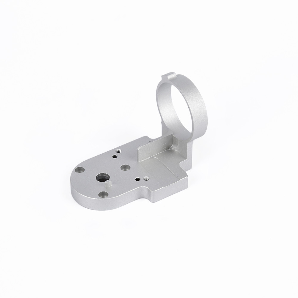 Newest 1pcs Silver PTZ Gimble Hardware Accessories 7 Shaped Stand Yaw / Cover Roll Stand / for DJI Phantom