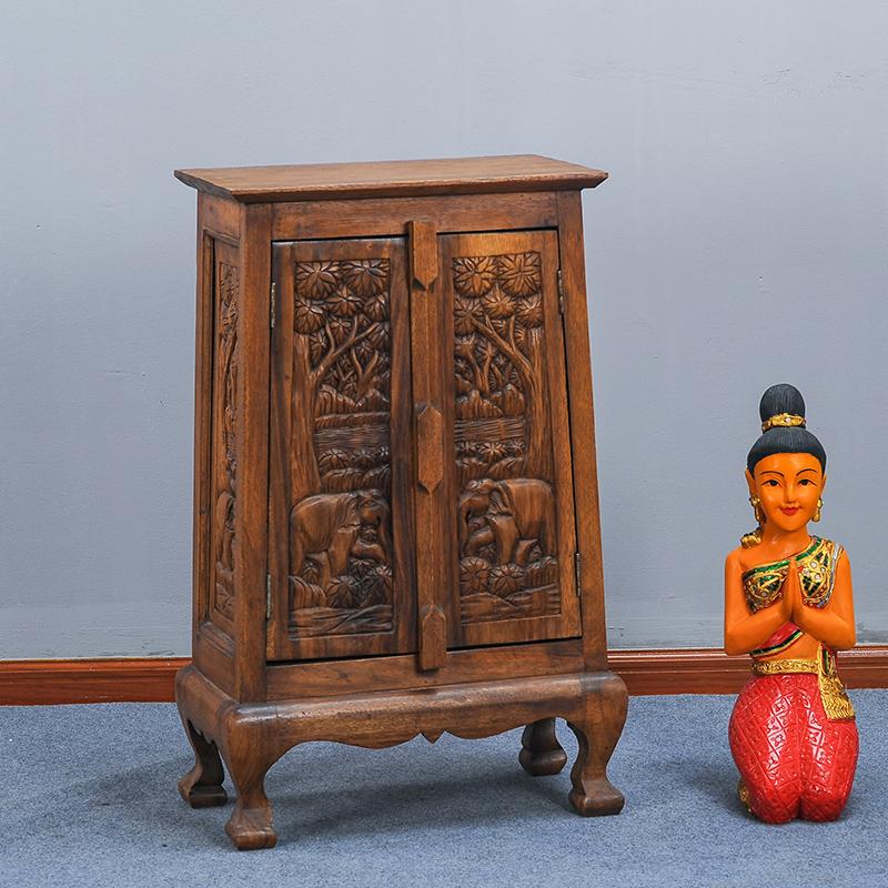 Popular teak carved furniture buy cheap teak carved for Thai furniture