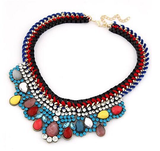 famous brand jewelry necklace collier femme bijoux de marque collares mujer joyeria. Black Bedroom Furniture Sets. Home Design Ideas