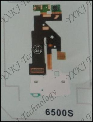Brand new for nokia 6500s flex cable high quality free shipping 100/lots(China (Mainland))
