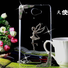 Buy Handmade rose bling diamond rhinestone mobile phone case cover sony Xperia M4 Aqua/XL39H/Z1 MINI/E1/L50T/V3+/A2/E3/Z5+ case for $4.99 in AliExpress store