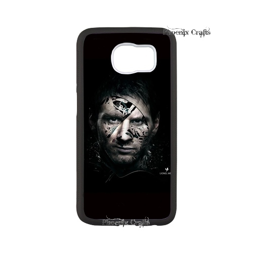 Mobile phone Canada wholesale messi FC Arsenal pc hardware Hard plastic cases for Samsung Galaxy S6 Crazy(China (Mainland))