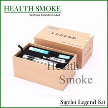 Original Sigelei Legend v2 kit simple pack Variablev Voltage Mod fit 18650 18350 Battery OLED Screen Display - Health Smoke E-Cigs Co Ltd store
