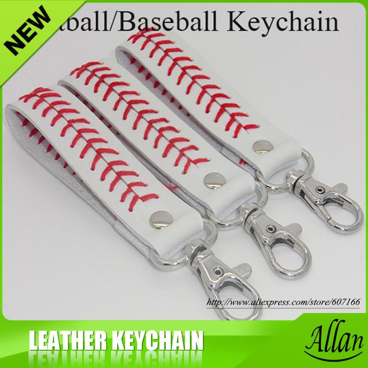 2016 baseball keychain,fastpitch softball accessories baseball seam keychains(China (Mainland))