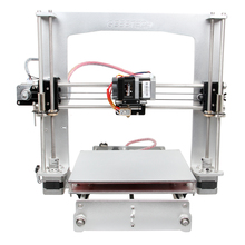 Newest Geeetech High Precision Impressora Reprap Prusa i3 A Pro 3D Printer DIY Kit LCD Power