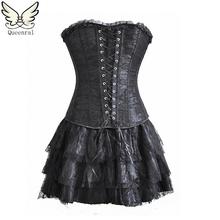 Waist training corsets steampunk Plus Size Sexy
