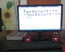 Mini HTPC Computer Intel Core i5 Mini Computers Barebone Machine USB 3 0 300M Wifi HDMI