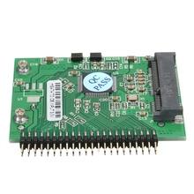 Buy mSATA Mini PCI-E SSD 1.8'' 44 Pin Male IDE Converter Adapter Converter Adapter Board for $2.99 in AliExpress store