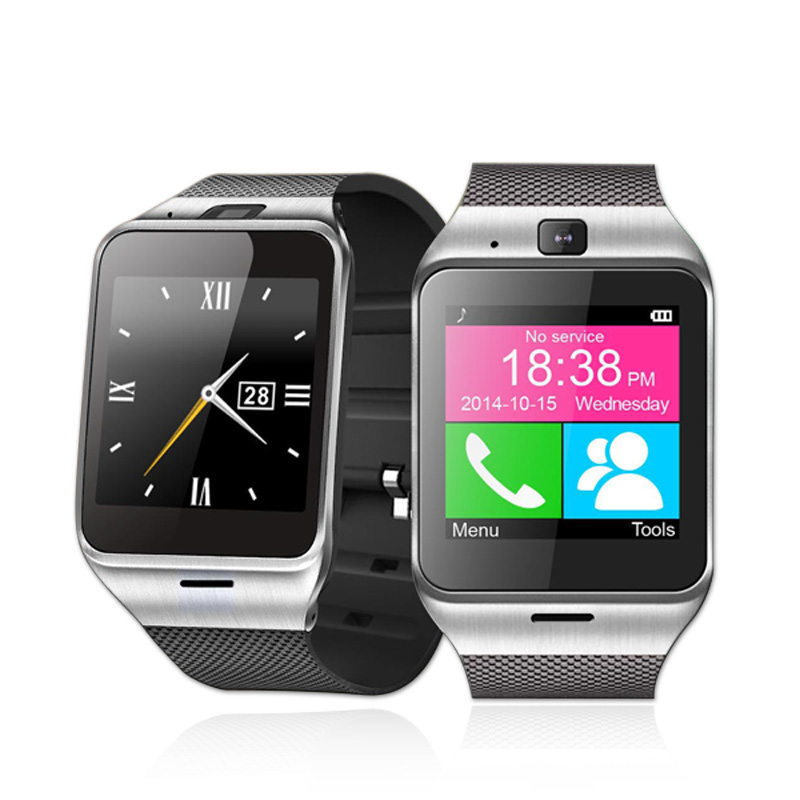 Smart Watch Gv18 Aplus Android Clock SIM Card Bluetooth Smartwatch Waterproof Wearable Devices GSM Montre Connecter