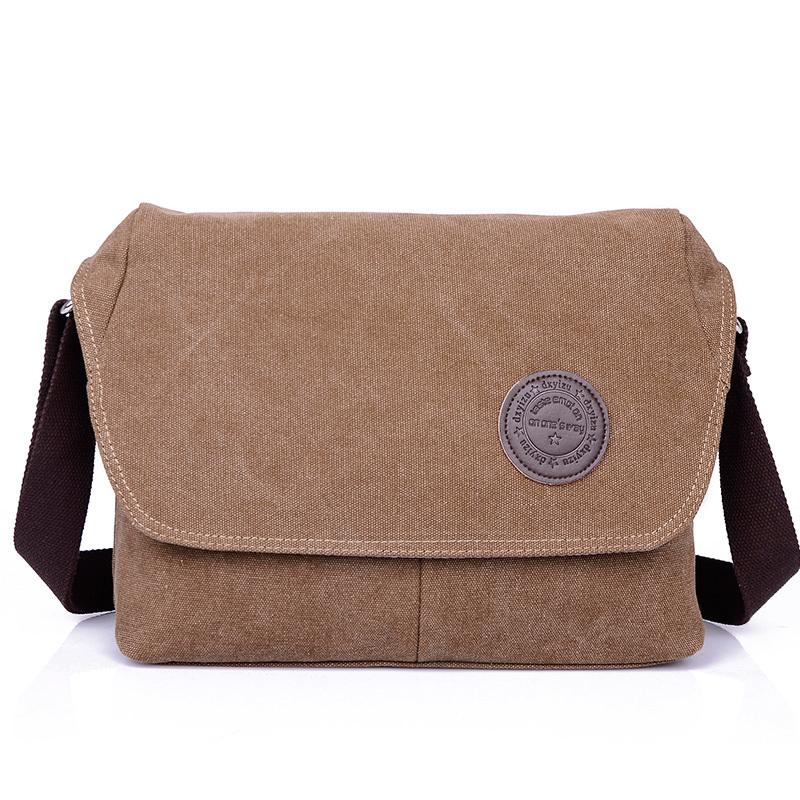 hot sell 2015 men messenger bags high quality men's travel bag male shoulder bag classical design men's canvas bags wholesale(China (Mainland))