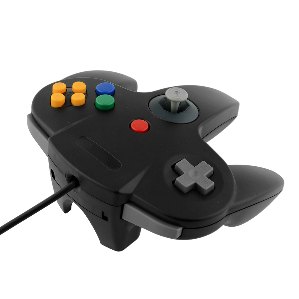image for Hot USB Game Wired Controller Joypad Joystick Gamepad Gaming For Ninte