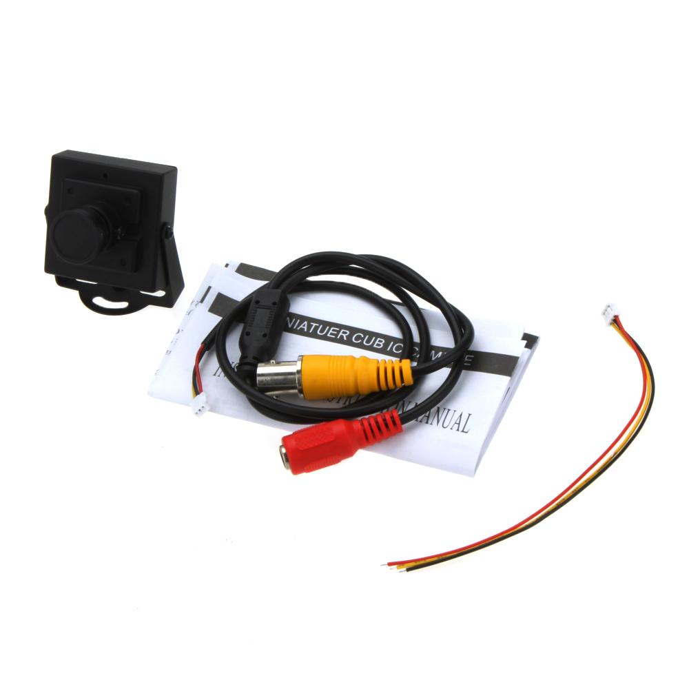 Free Shipping 1 3 800TVL PAL 3 6mm Mini CCD FPV Camera for RC Quadcopter Drone
