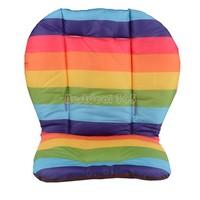 2шт/лот коляска коляска подушке ребенка коврик коляска заполнение вкладыша автокресло коврик разноцветный хлопок толстый блокнот sv21 sv004868
