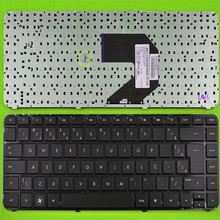 BR Brazil laptop keyboard for HP Pavilion G4-2000  BLACK with GLOSSY FRAME Without foil Cuaderno de teclado