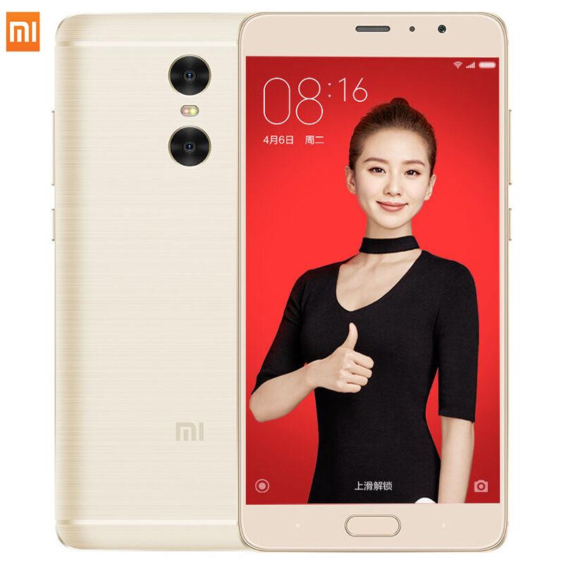 "Xiaomi Redmi Pro 3GB RAM 64GB ROM smartphoneMTK Helio X25 Deca Core Mobile Phone 5.5"" OLED 13MP Fingerprint phones(China (Mainland))"