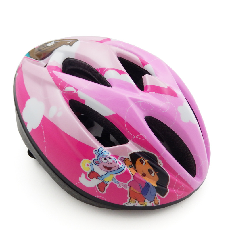 High Quality Kids Bicycle Helmet Ultralight Children Cycling Helmet 9 Air Vents PC And EPS Safety Kids Bike Helmet 48cm~55cm(China (Mainland))