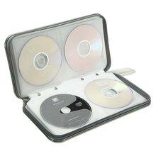 Buy Brand New Classeur Rangement Boite Pochette Etui Range 80 CD DVD Sac Sacoche Plastique for $4.89 in AliExpress store