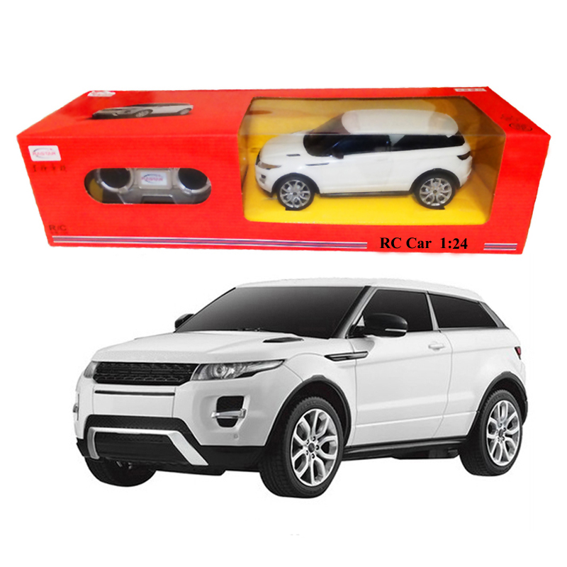 Гаджет  Evoque 1/24 Remote Control Toys Kids Electronic RC Cars Electric Radio Control Toys For Boys Children Car Model Baby Toys None Игрушки и Хобби
