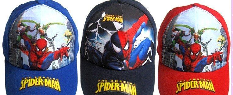 Children's cartoon hat wholesale/cartoon cap wholesale/popular cartoon children caps Hot sellings(China (Mainland))