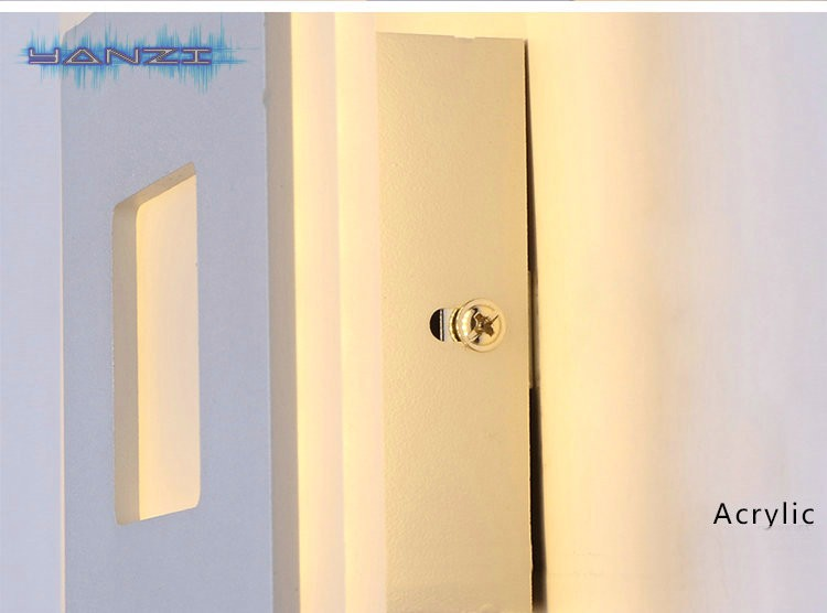 Купить Современный Минималистский Поверхностного Монтажа 16 Вт Теплый Белый Белый СВЕТОДИОД Настенный Светильник Потолочный Светильник Спальня Гостиная Прихожая Свет AC85-265V