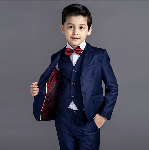 2015 New Arrival Fashion Baby Boys Kids Blazers Boy Suit
