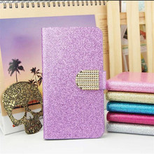 Buy Luxury Bling Glitter Flip PU Leather Cover Case Samsung Galaxy Star Plus / Pro gt-7262 S7260 S7262 Protector Original Cover for $3.25 in AliExpress store