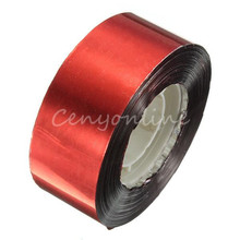 1pc 330 ft 100M flash tape birds deer garden repellent(China (Mainland))