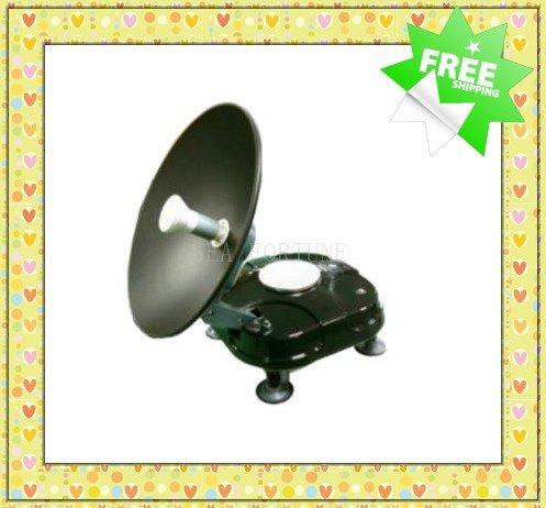 Auto Tracking Satellite Antenna U-II ,Outdoor Satellite TV ,Portable Dish Antenna Lock on multi satellite(China (Mainland))