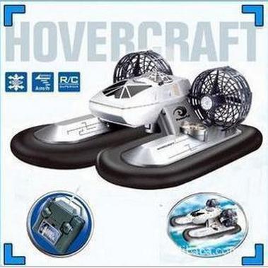 Large amphibious hovercraft remote control remote control boat remote control hovercraft(China (Mainland))