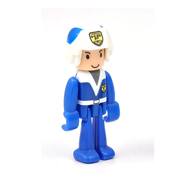 D1067 Free shipping hot selling train world SIMS mobile police team doll blue is gotten Thomas scene accessories(China (Mainland))