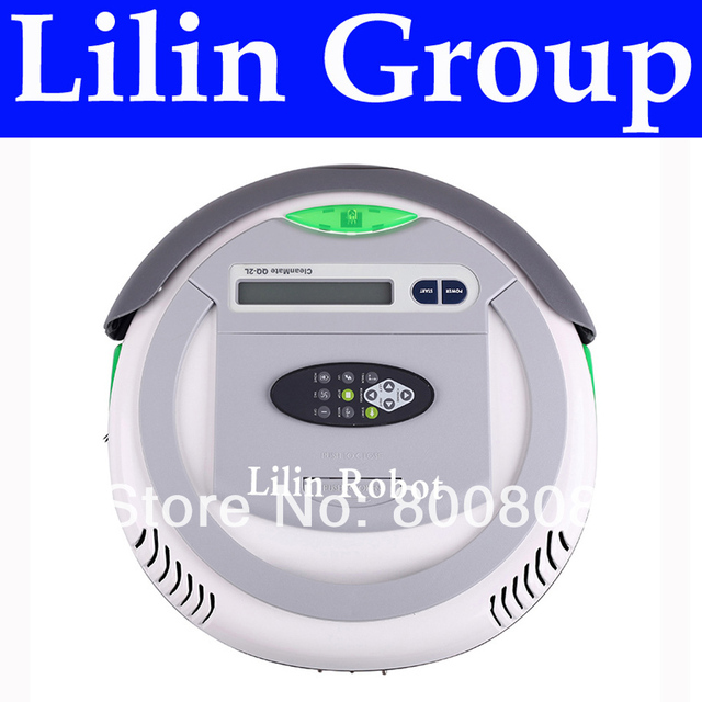 4pcs/lot 3 In 1 Multifunctional Robot Vacuum Cleaner (Auto Vacuum, Auto Sterilize,Auto Air Flavor) 1 Year Warranty Accept Paypal