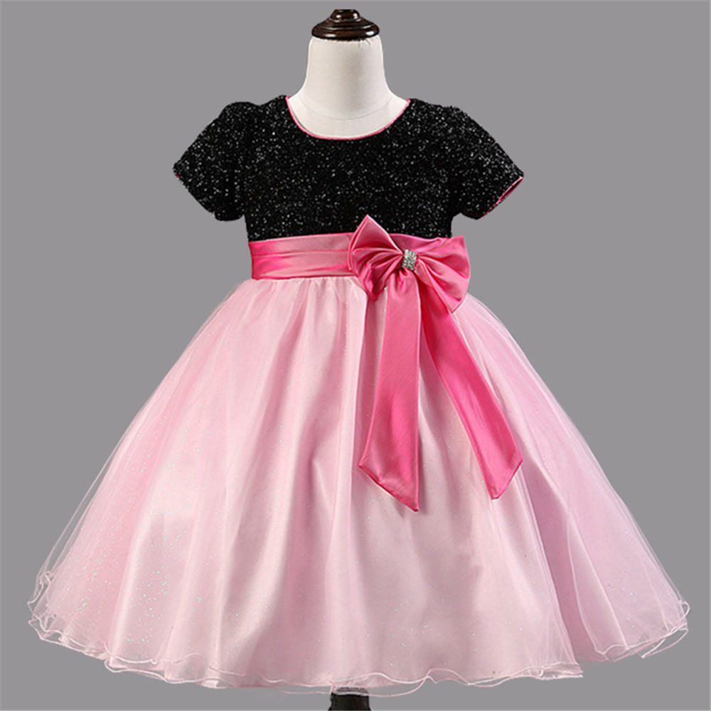 buy 2015 new girls dresses cotton fashion