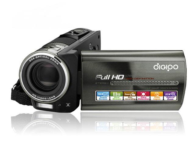 Digipo HDV-S800 5.0 Mega pixel 3.2 inch 23 times optical lens(China (Mainland))