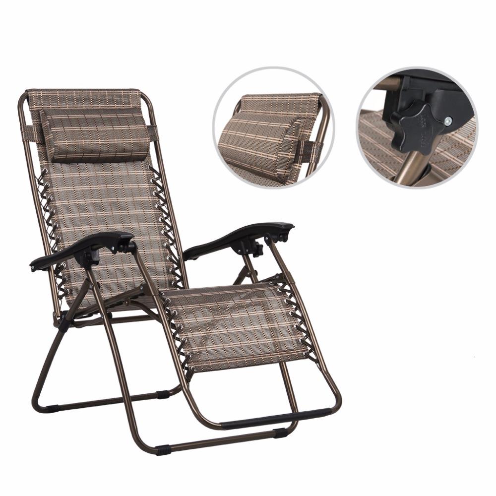 Gravit chaises promotion achetez des gravit chaises for Chaise inclinable