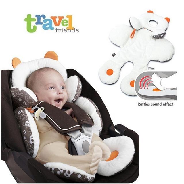 Детские коляски безопасности анти-погремушка 0 - 6 месяцев сидений коврик многофункциональный коляска защиты