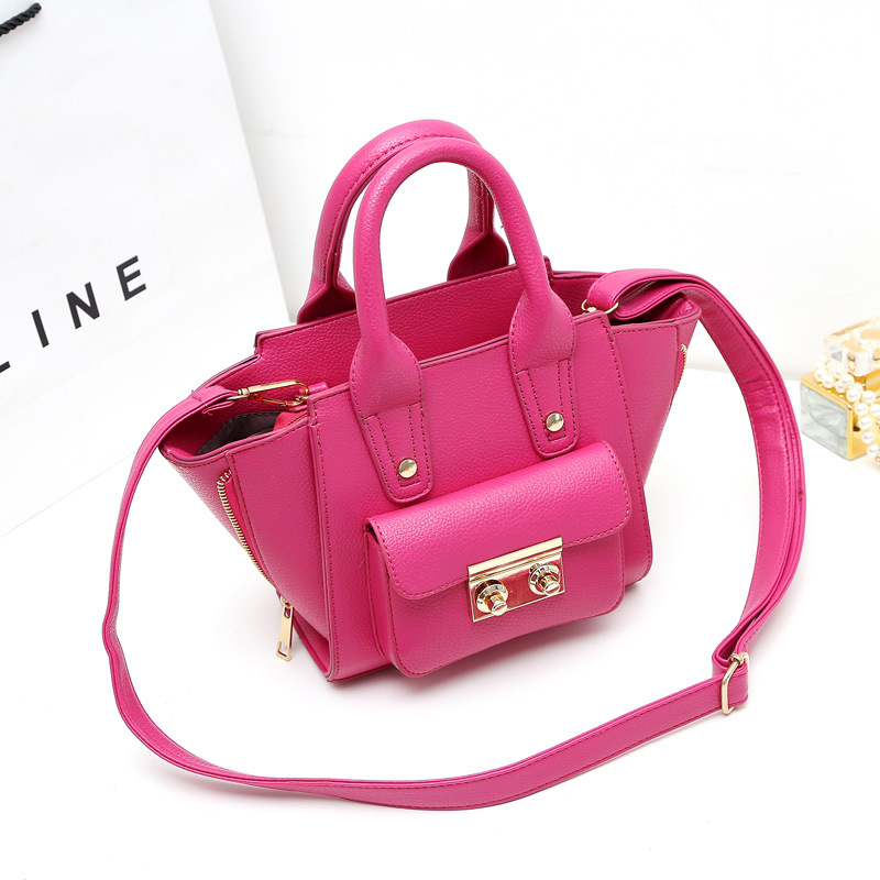 Fashion Women Leather Handbags Ladies Bags Women Tote Shoulder Messenger Cross body Travel Bag Bolsa Feminina Clutch Purse Pouch<br><br>Aliexpress