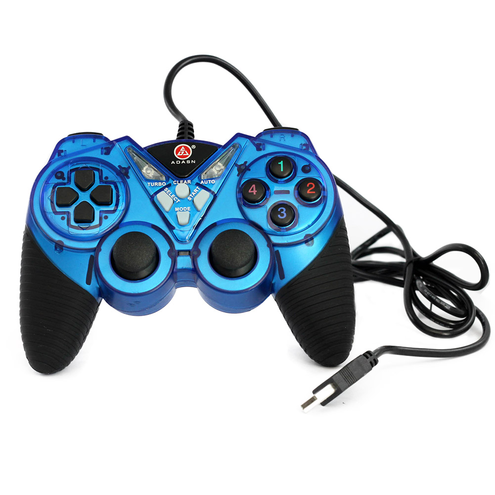 30PCS FREE SHIPPING USB 2.0 Shock Joystick PC Video Classical Series Wired Gamepad Controller for Laptop PC #DW016<br><br>Aliexpress