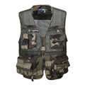 Tactical Vest XL XXXL Plus Size Camo Fishing Vest Outdoor Chaleco Tactico Hunting Vest Waterproof Fishing