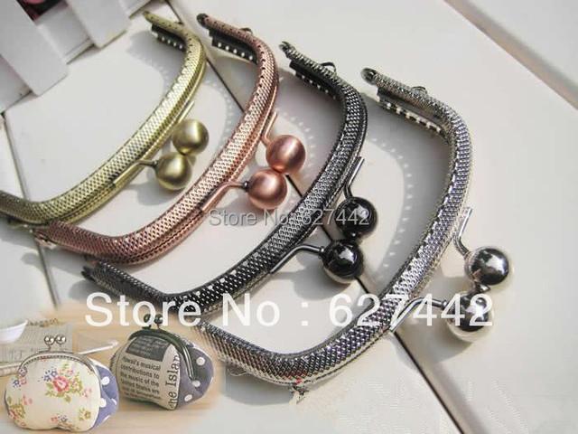 10.5cm  Metal Purse Frame High Quality Purse Handles DIY SEWING bag Accessory 4pcs/lot,purse frame wholesale