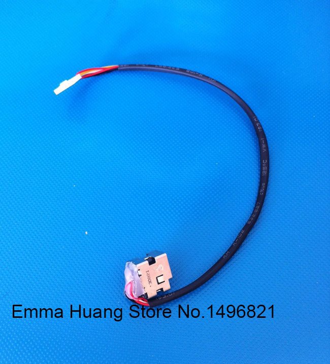 NEW! For HP PAVILION DV6 533465-001 LAPTOP AC DC Power Jack PORT Socket CABLE HARNESS(China (Mainland))