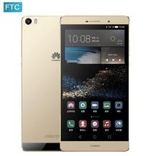 Original Huawei P8 Max 4G LTE Mobile Phone DAV-703L Kirin935 Octa Core 3GB RAM 64GB ROM 6.8 Inch 1920x1080px 4360mAh Android 5.1(China (Mainland))