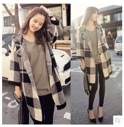 Cardigan Coat Sweater | Down Coat